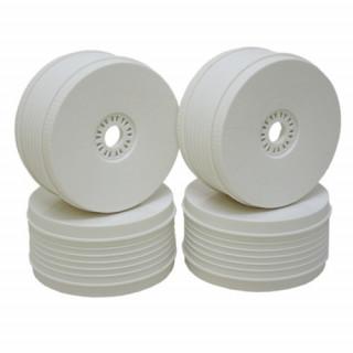 VORTEX bílé disky (4 ks.)