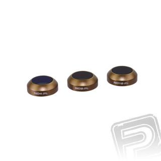 MAVIC - sada filtrů ND4/PL, ND8/PL, ND16/PL