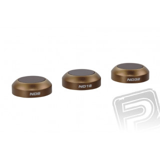 MAVIC - sada filtrů ND8, ND16, ND32
