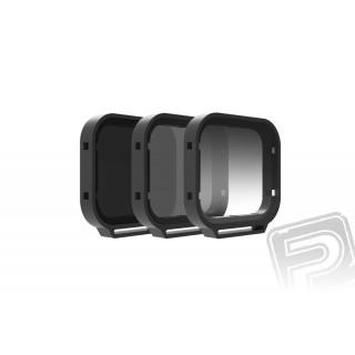 GoPro Hero 5/6/7 Black Filters (PL, ND8, ND8/GR)