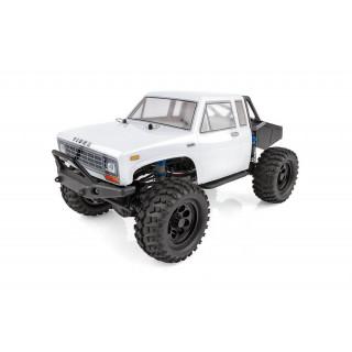 CR12 Tioga truck RTR, bílá karoserie
