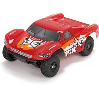ECX Torment Short Course 4WD 1:18 RTR červený