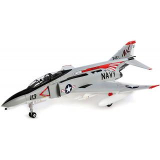 E-flite F-4 Phantom II 80mm EDF SAFE Select BNF Basic