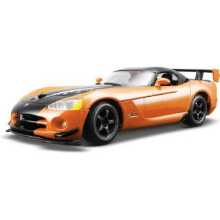 Bburago Dodge Viper SRT 10 ACR 1:24 oranžová