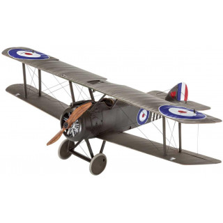 ModelSet letadlo 63906 - British Legends - Sopwith Camel (1:48)