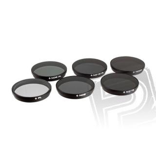 Inspire 1 series - sada filtrů PL, ND8/PL, ND16/PL, ND32
