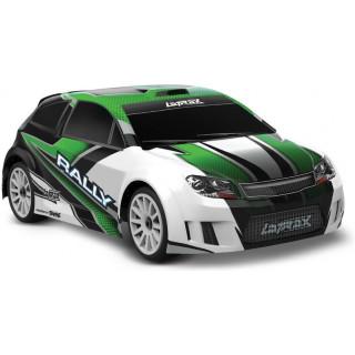 Traxxas Rally 1:18 4WD RTR zelené