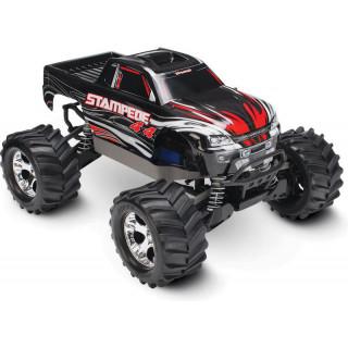 Traxxas Stampede 1:10 4WD RTR černý