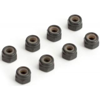 ECX - Samojistná matice 3mm (8)
