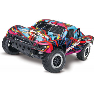 Traxxas Nitro Slash 1:10 TQi RTR Hawaiian