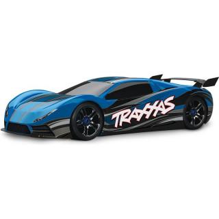 Traxxas XO-1 1:7 TQi BlueTooth RTR modré