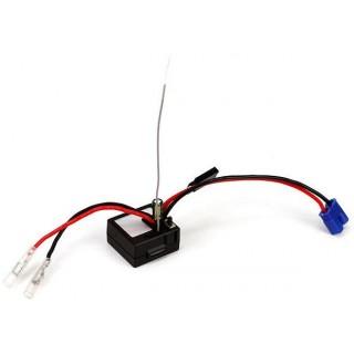 ECX - Přijímač 2.4GHz mini + ESC voděodolný