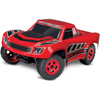 Traxxas Desert Prerunner 1:18 4WD RTR červený