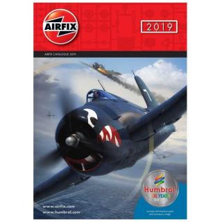 AIRFIX katalog 2019