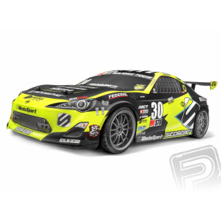 E10 Michele Abbate GRRRACING, RTR set