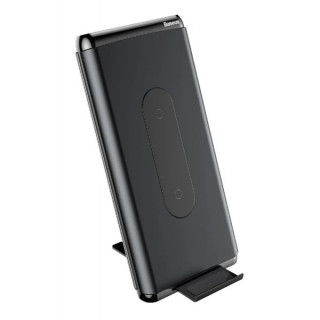 Wireless Charger Power Bank 10000mAh (Black)