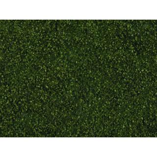 Foliáž listí, tmavě zelené, 20 x 23 cm