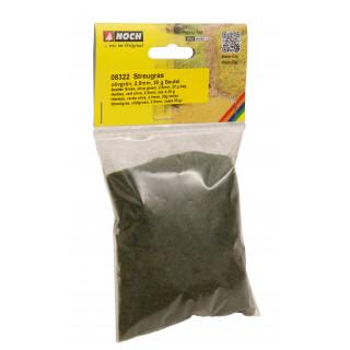 Posypová tráva, středně zelená, 2,5 mm, 20 g