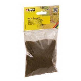 Posypová tráva, hnědá, 2,5 mm, 20 g