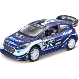 Bburago Ford Fiesta WRC 1:32 Ott Tanak