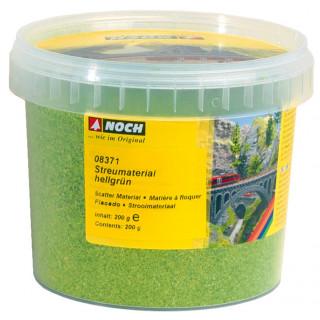 Statický materiál, světle zelená, 200g