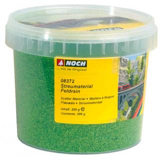 Statický materiál, středně zelená, 200g