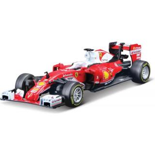 Bburago Ferrari SF16-H 1:43 NO7 Räikkönen