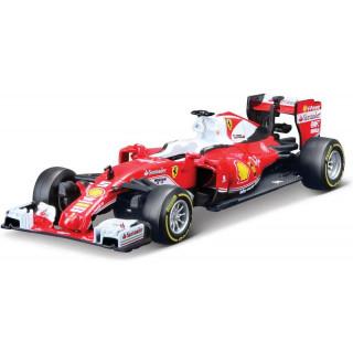 Bburago Ferrari SF16-H 1:43 NO5 Vettel