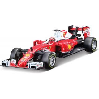 Bburago Signature Ferrari SF16-H 1:43 NO7 Raikkonen
