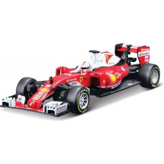 Bburago Signature Ferrari SF16-H 1:43 NO5 Vettel
