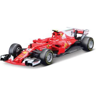 Bburago Ferrari SF70H 1:43 NO7 Räkkönen