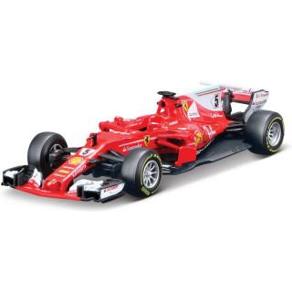 Bburago Ferrari SF70H 1:43 NO5 Vettel