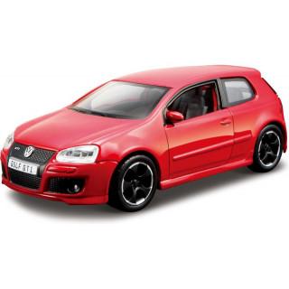 Bburago Volkswagen Golf GTI 1:32 červená