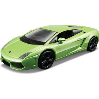 Bburago Lamborghini Gallardo LP 560-4 1:32 zelená metalíza