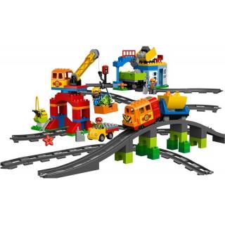 LEGO DUPLO LEGOVILLE - Vláček deluxe
