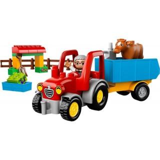 LEGO DUPLO Ville - Traktor