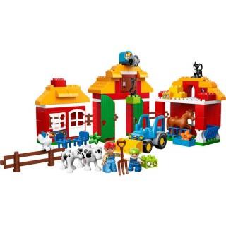 LEGO DUPLO Ville - Velká farma