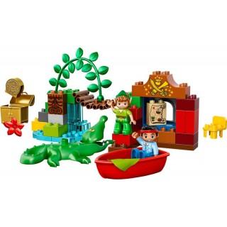 LEGO DUPLO Pirát Jake - Peter Pan přichází