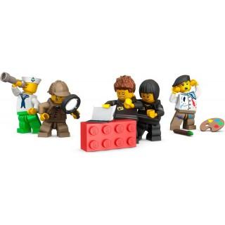 LEGO DUPLO Kostičky - Postav si loďku