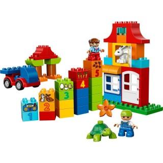LEGO DUPLO Kostičky - Zábavný box Deluxe