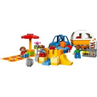 LEGO DUPLO Ville - Kempovací dobrodružství