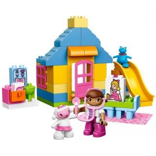 LEGO DUPLO Doktorka Plyšáková - Ordinace na dvorku