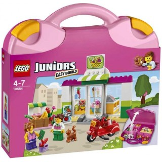 LEGO Juniors - Supermarket v kufříku