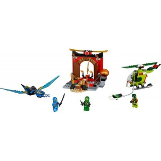 LEGO Juniors - Ztracený chrám