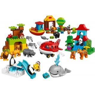 LEGO DUPLO Town - Cesta kolem světa
