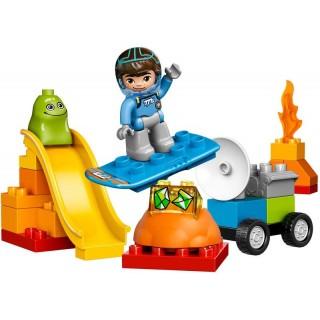 LEGO DUPLO Miles - Milesova vesmírná dobrodružství