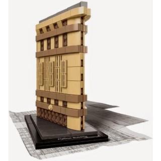LEGO Architecture - Budova Flatiron