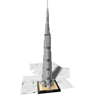 LEGO Architecture - Burdž Chalífa