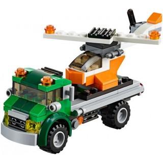LEGO Creator - Dopravní vrtulník