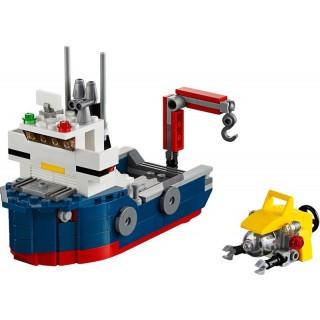 LEGO Creator - Průzkumník oceánu